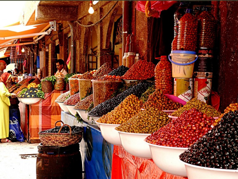 Quali souvenir comprare a rabat viaggiamo - Comprare cucina ...