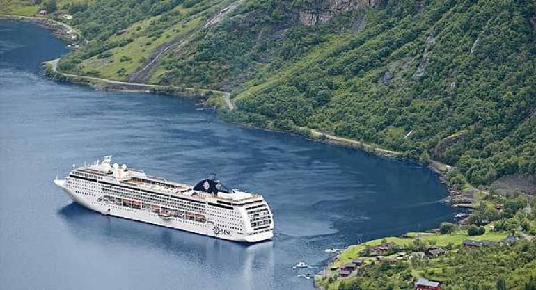 Crociera capitali nordiche viaggiamo for Quali sono le migliori cabine su una nave da crociera