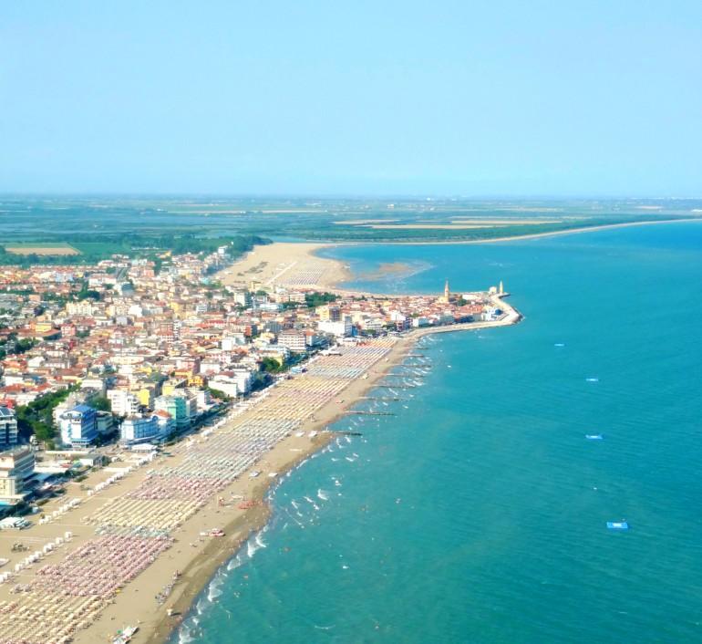 Matrimonio Spiaggia Caorle : Come raggiungere spiaggia brussa di caorle veneto viaggiamo