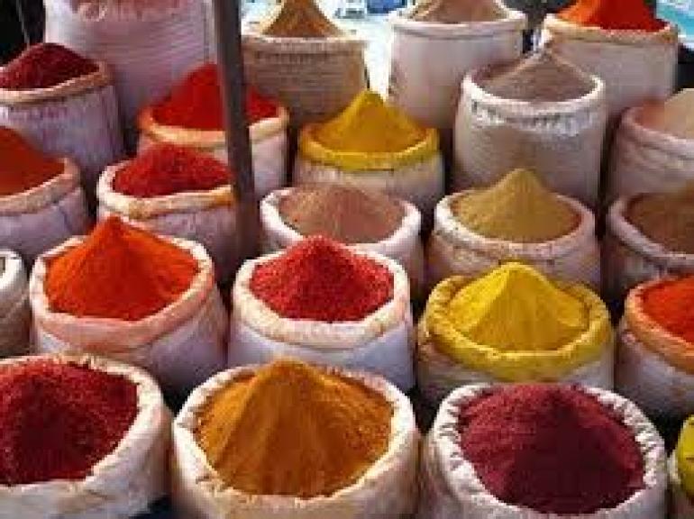 Le spezie nella cucina marocchina viaggiamo - Le spezie in cucina ...