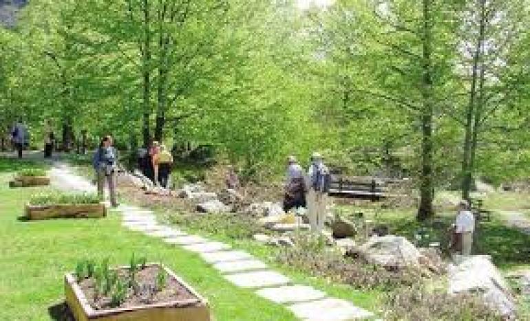 Il giardino botanico del piemonte orari e prezzi viaggiamo for Giardino botanico milano